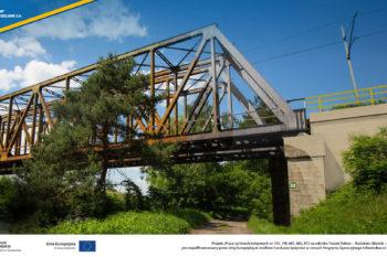 Remont Mostu nad Kanałem Gliwickim
