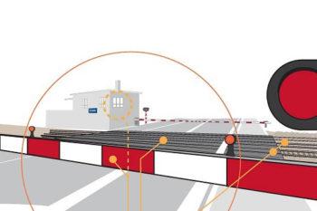 Otworzyliśmy przejazd kolejowo-drogowy na ulicy Dworcowej w Żorach