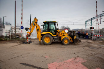 U progu zimy kolejowe remonty nie zwalniają tempa
