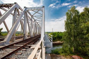 Kończymy remont mostu nad Kanałem Gliwickim