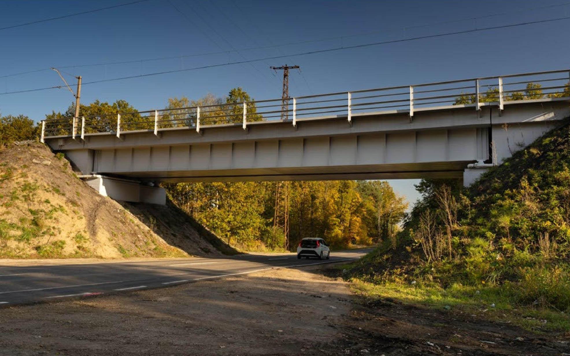 Obrazek: wiadukt w Paczynie