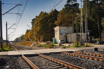 Pociągi korzystają z wyremontowanych torów