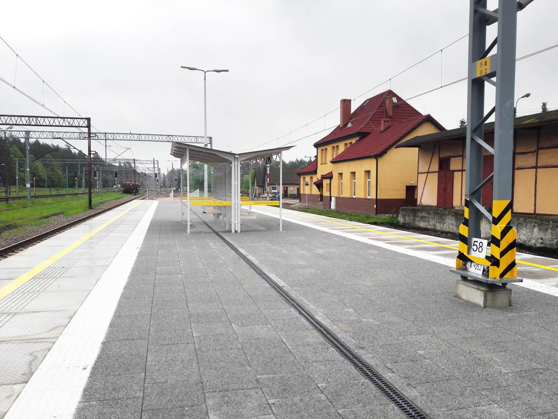 Obrazek: wyremontowana stacja Sumina