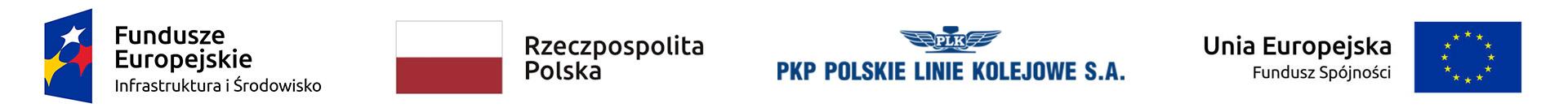Logotypy programu Fundusze Europejskie