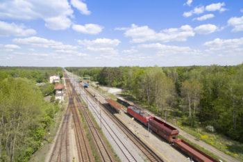 Zmodernizowaliśmy stacje towarowe w Toszku i Rudzińcu