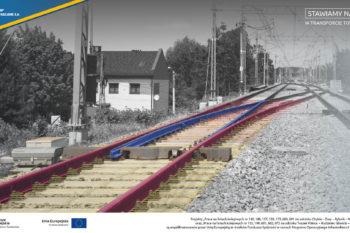 Obrazek: zwrotnica kolejowa