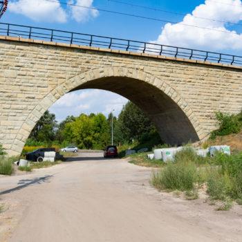 Zdjęcie: wyremontowany, czysty Most Zamysłowski.
