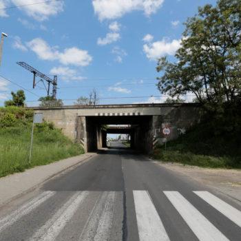 Zdjęcie: wiadukt kolejowy w Rudzińcu Gliwickim.