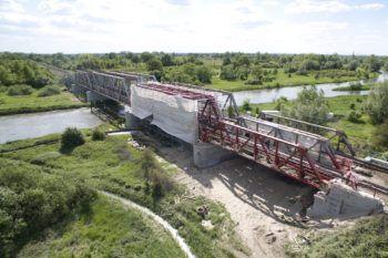 Kwiecień 2020: Postęp prac w Chrzanowie, Moście na Wiśle i Trzebini