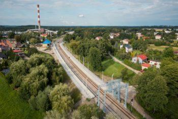 Sierpień 2021: Postępy na stacjach i przystankach
